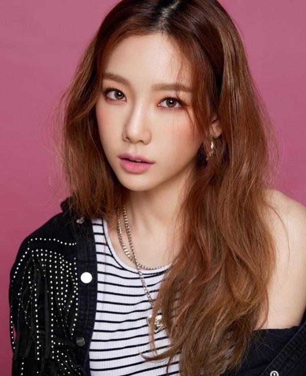 图片来源 ins taeyeon_ss
