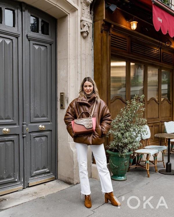 时尚博主 Marissa Cox2(图片来自IC)