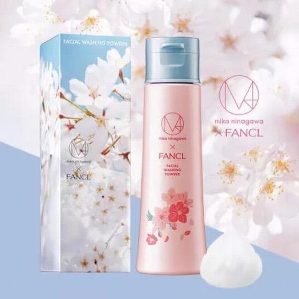 M / mika ninagawa × FANCL 樱花特别版