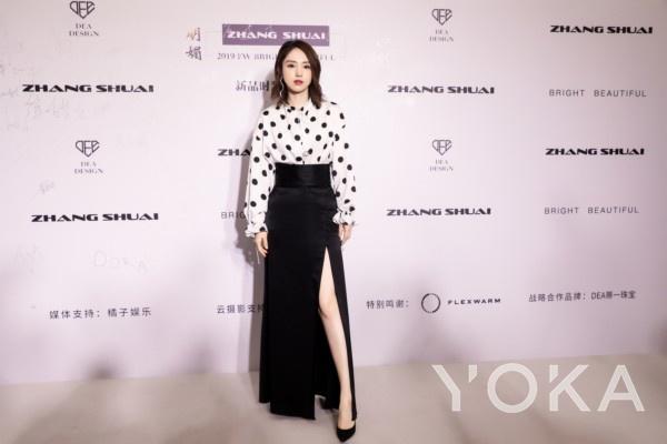 ZHANGSHUAI发布2019秋冬系列