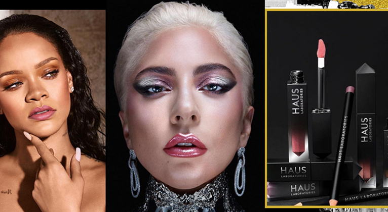 Lady Gaga不好好唱歌也卖口红了�
