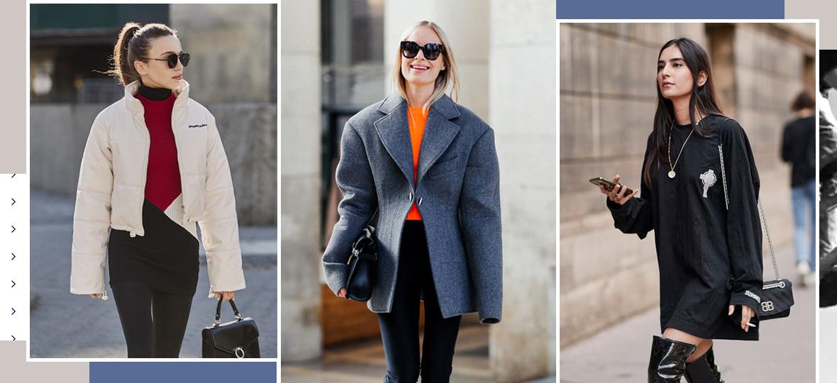 冬天如何穿才能顯瘦?