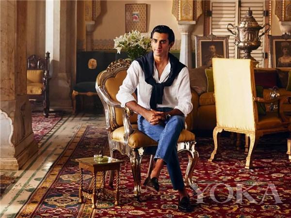 印度国王辛格(图片来源于Business Insider)