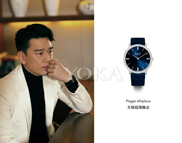 王耀庆(图片来源于品牌)