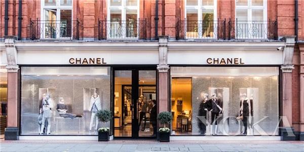 香奈儿店铺(图片来源于The Business of Fashion)