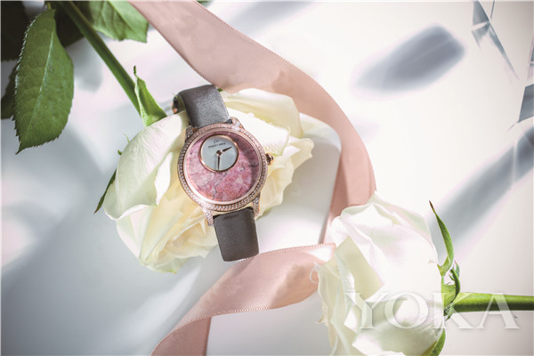 单品推荐:雅克德罗时分小针盘腕表(图片来源于品牌)