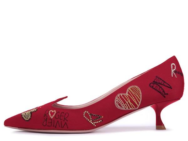 I Love Vivier Funny Love 小猫跟鞋
