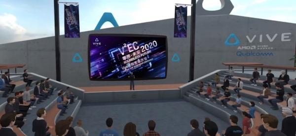 "HTC VIVE开打""云上""生活方式,VR也能看秀赏电影"