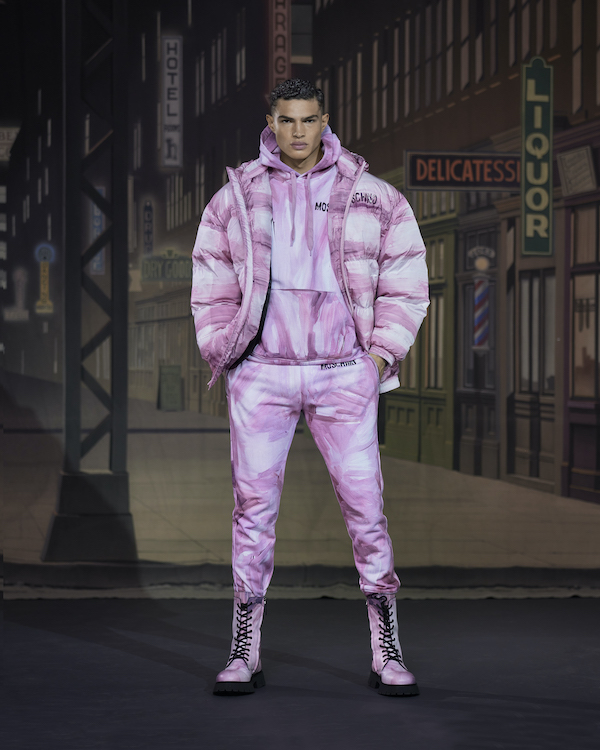 MOSCHINO 2021 Fall Winter Men's Collection