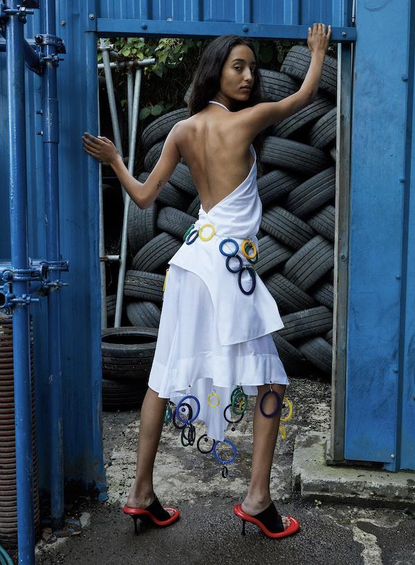 JW Anderson 2022春夏女装系列全新发布