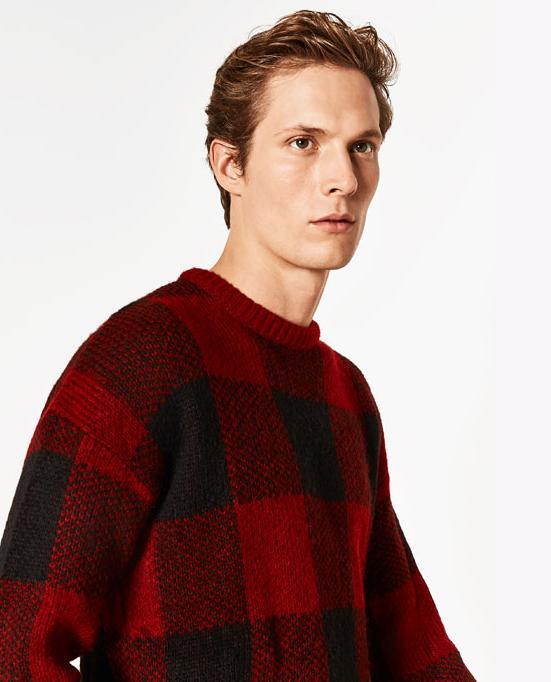 来件不挑身材的毛衣 你也能变身人人都爱的暖男
