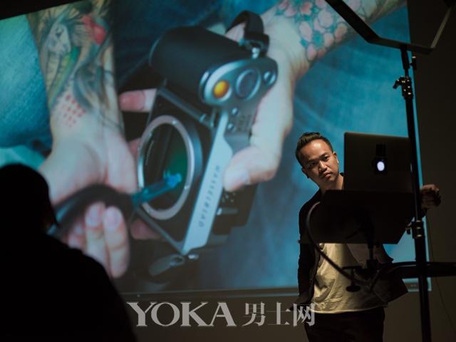 哈苏影像分享 X1D相机体验活动于上海启动