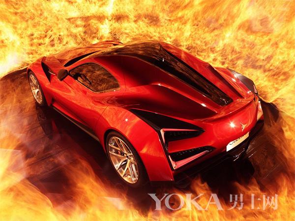 """这可能是今年最贵的车 光数""""0""""都能数晕"""