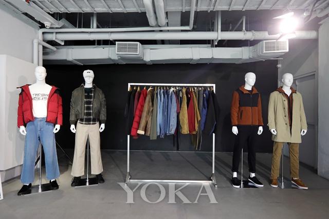GU2017秋冬 融合全球时尚元素自在享受穿搭