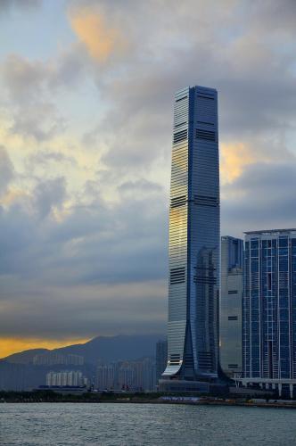 中国十大城市地标 第一高楼大pk