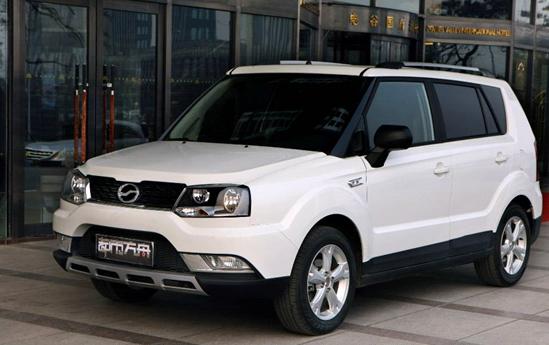2013年上海车展,中兴汽车将携带威虎tuv,威虎suv,都市方舟auv,都市